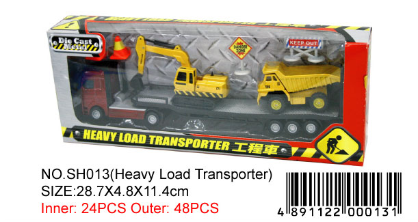 HEAVY LOAD TRANSPORTER