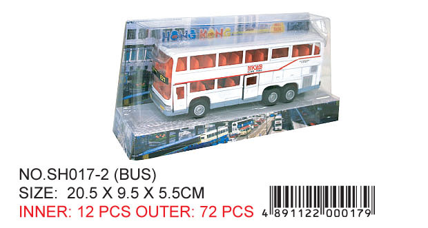 DOUBLE-DECK BUS