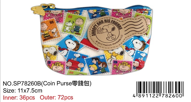 SNOOPY COIN PURSE